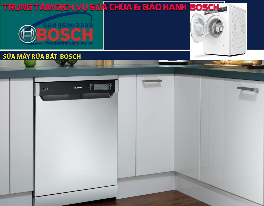 Sửa máy rửa bát Bosch